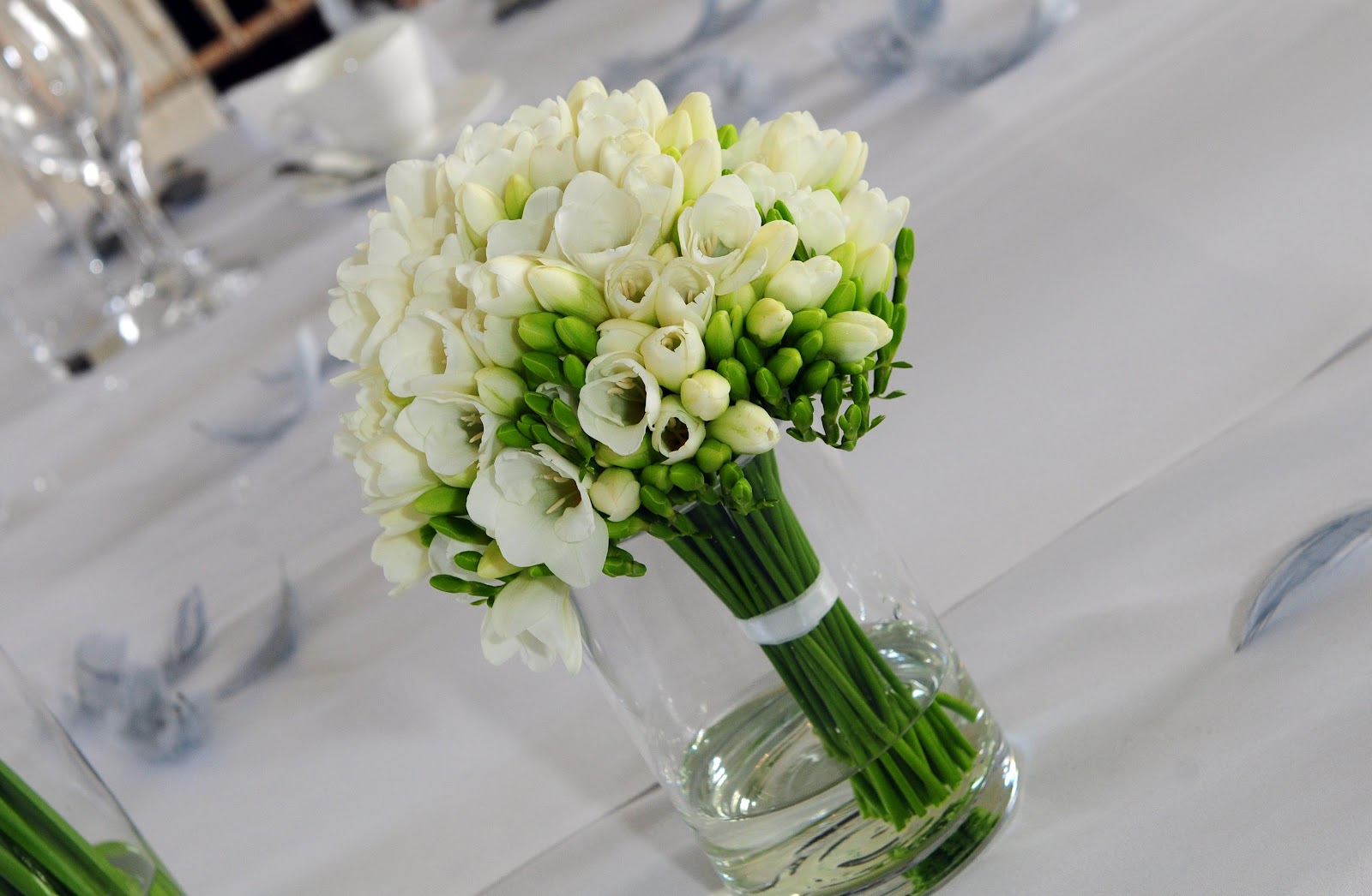 Freesia Wedding Bouquets Related Keywords Suggestions Freesia