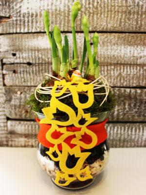 Jarná dekorácia